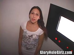 Teen Slut Fucking At Gloryhole