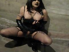 Goth Ts Masturbation 2