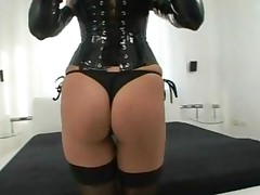 Leather Lady