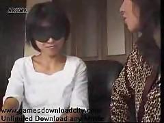 Aroma Milking Madams Lactating Breasts - Japanese Lesbian..