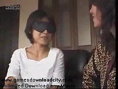Aroma Milking Madams Lactating Breasts - Japanese Lesbian..