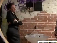 Classy Lesbian Sluts Suck Cock And Strip In Gloryhole