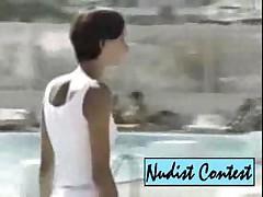 Nudist Contest 3 Beach