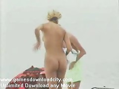 Sexy Girl Euro Beach -Beach - Nudist