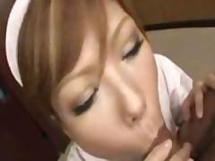 Japanese Nurse Fucks Around The Hospital
