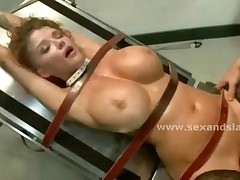 Brunette Busty Patient Made By Men Nurse To Fuck In Rough..