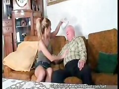 Senior Bangs A Teen Nurse