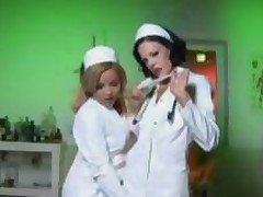 Aliz Hungry Nurses With Valentina Blue