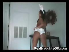 Nurse And Bunny Strip!