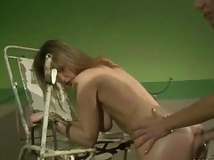 Sexy Nurse Dominating Slavegirl