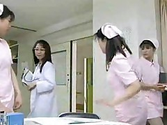 Hot Asian Nurse Sucks And Fucks