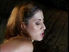 Babe Fucked By The Pool