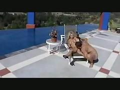 Brooke Haven Fuck Near The Pool