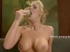Blonde Delicious Slut With Huge Boobs And Round Ass Punished..