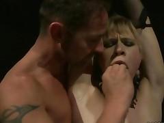 Slavegirl Getting Painfully Punished