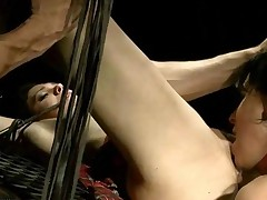Two Hot Girls Getting Bondaged And Punished