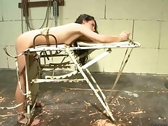 Mandy Bright Punishing Hot Slavegirl