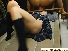 Petite Asian Girls Gets Tied Up And Punished