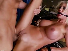 Puma Swede Getting Fucked And Punished
