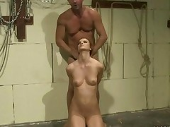 Sexy Redhead Getting Punished And Fucked