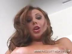 Upskirt Ass Worship Pussy