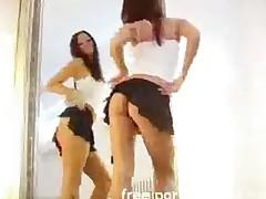 Web Lesb Thong Upskirt