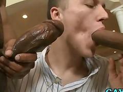Horny Gym Boy Gets Fucked