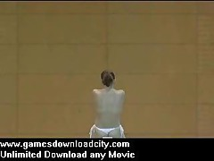 Nice Girl Topless Nude Gymnastics Beem Sexy Sports Athlete..