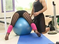 Sex In Gym Enjoy