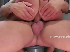Sporty Slut Anal Rough Sex In Gym