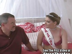 Submissive Robbie Gets A Gaping Asshole From The Straponprincess