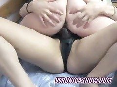 Ginger Fucking Teen Veronica With Her Strapon