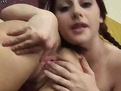 Horny Lesbo Ladies Score Their Warm Holes And Prats With..
