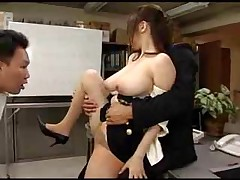 Busty Asian Teacher