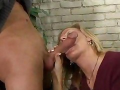 Blonde Teacher Fucking Student