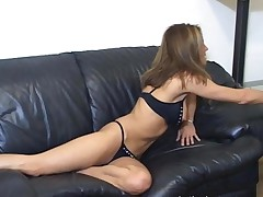 Watch Bikini Clad Jerk Off Teacher And Be Teased By Her..
