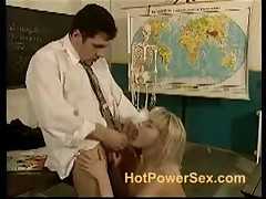 Teeny Fucks Her Teacher Part 1