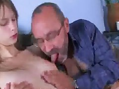 Natural Teen Fucked By Her Old Teacher