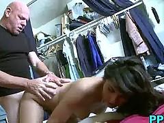 Sexy girl wants a hard fuck