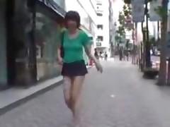 Upskirt Asian