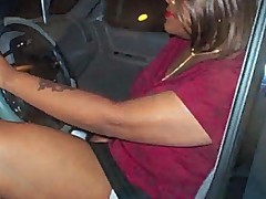 Black Girl Upskirts (No Panties)