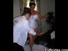 Exhibitionist Brides