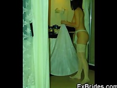 Real Brides Hot In Public