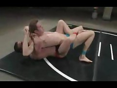 Jocks Wrestling In The Ultimate Battle Of Cock