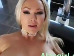 Abbey Big Boobs And Fishnet Stckin Part-2
