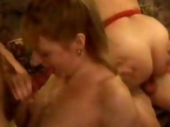 Mature Swingers Homemade Orgy Part 2