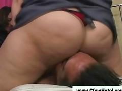 Femdom Cfnm Sluts Face Sitting