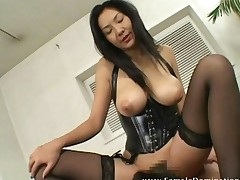 Bound And Facesitted To Lick Mistress Longing Pussy