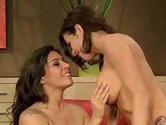Lesbian Milfs Raylene and Veronica