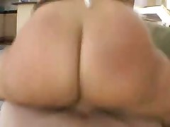Rachel Starrs hot booty bounces as she fucks